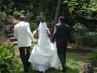 Guide the bride!