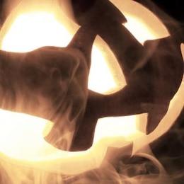 Halloween pumpkin, isolated