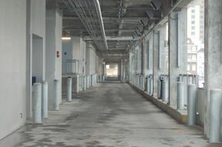 Hallway, thepier