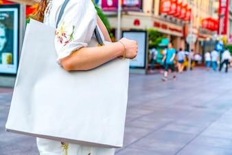 Handbags consumption bags business travel shopping bags