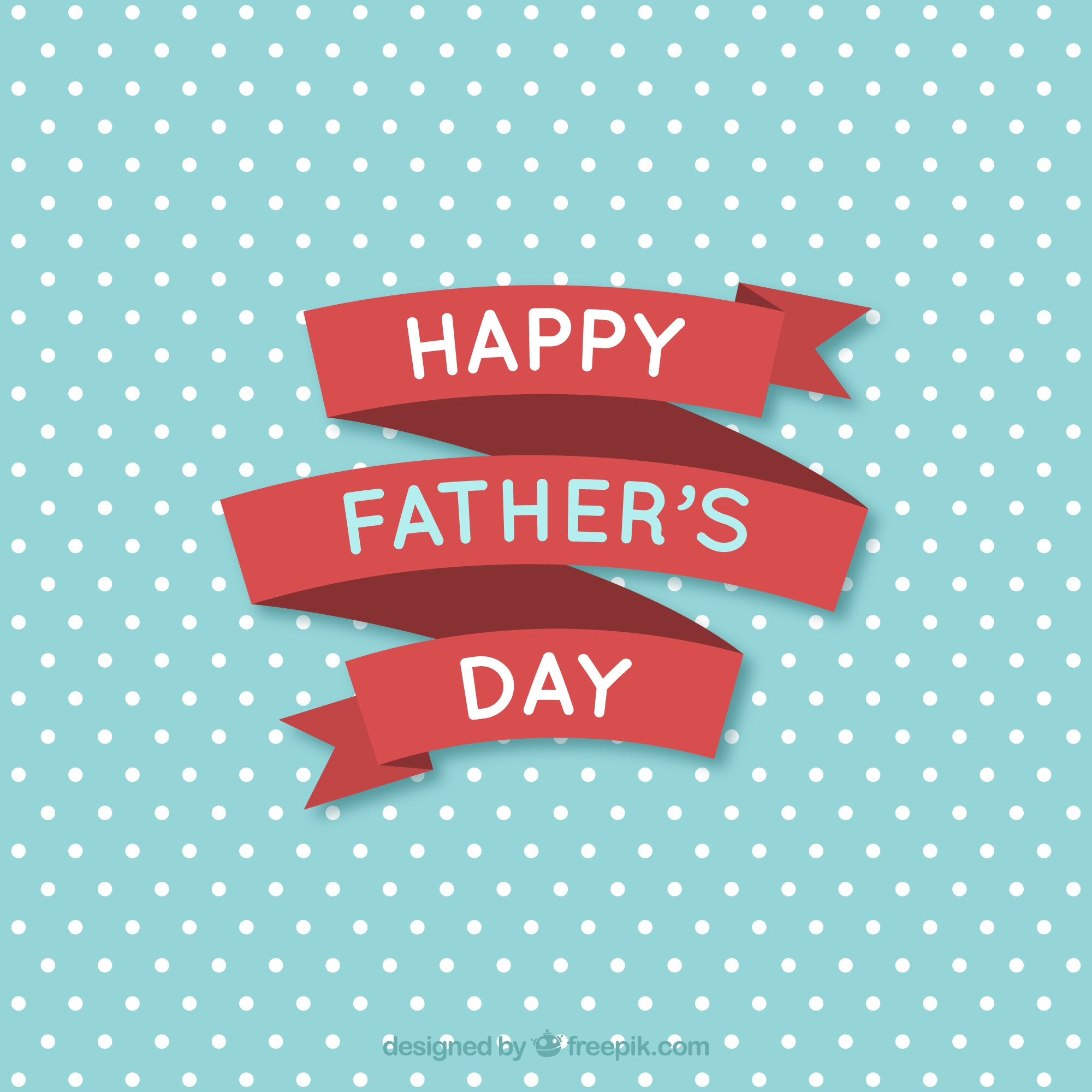 Happy Father's day free graphic