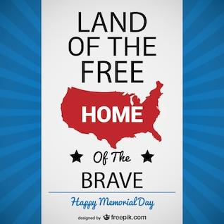 Happy Memorial Day poster