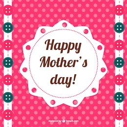 Happy mother's day printable design