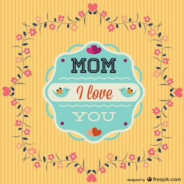 Happy mother's day template freebie
