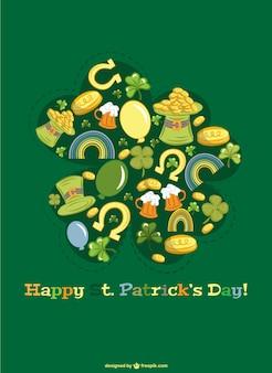 Happy Saint Patrick's Day graphics