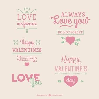 Happy Valentine's Day greetings