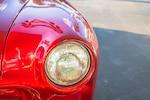 Headlight of a vintage car  ( Filtered image processed vintage