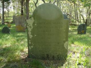 Headstone gravestone