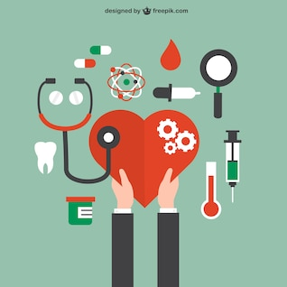 Health and medical care concept