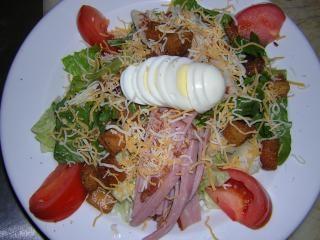 Healthy salads, salad