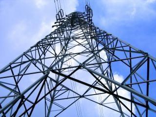 High Voltage Power Mast, nuts