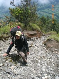 Hiking, terrain