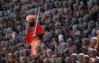 Hindu holymen