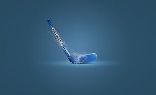 hockey hockey stick ice icon sport