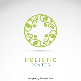 Holistic center logo