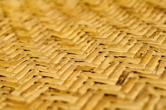 Horizontal wicker geometric texture no people