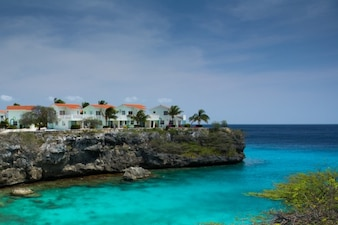 Houses in paradise