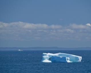 iceberg  frozen