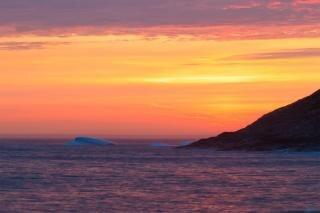 icebergs  nature