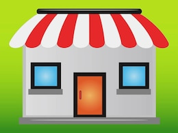 icon of a shop with striped awning