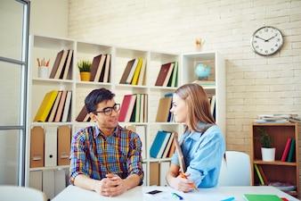 Idea learner together teenager friendly