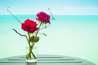 Idea sunlight floral beach nature