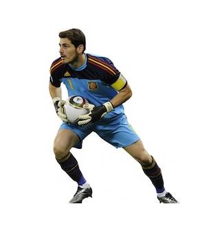 Iker Casillas , Spain National team