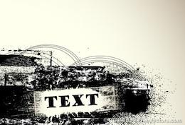 Illustration old texture