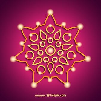 India Diwali ornament