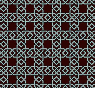 Islamic Ornamental Pattern Background