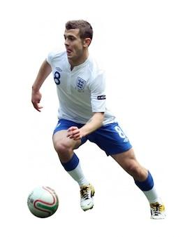 Jack Wilshere , England National team