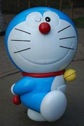 japan anime dorachan cat doraemon symbol