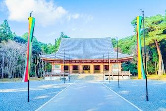 Japanese buddha buddhist building shrine