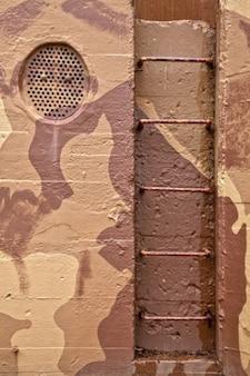 Jersey bunker ladder   hdr