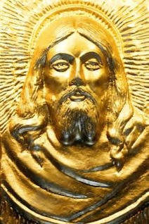 Jesus, gold