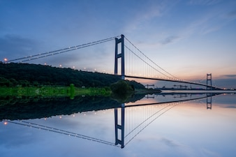 Jiangyin Yangtze Bridge