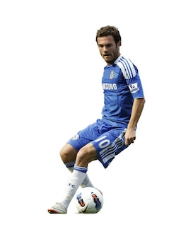 Juan Mata , Chelsea Premier league