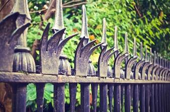 King row fence