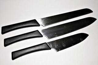 Knives, blunt