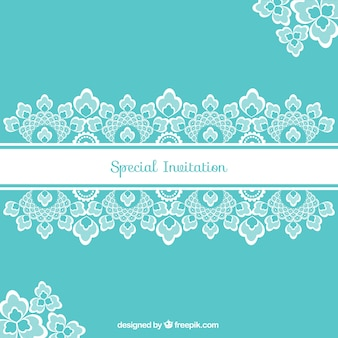 Lacy special invitation