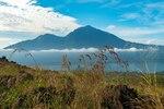 Lake Batur at Bali
