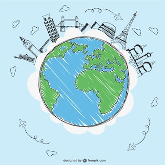Landmarks of the Earth