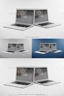 Laptop mock ups