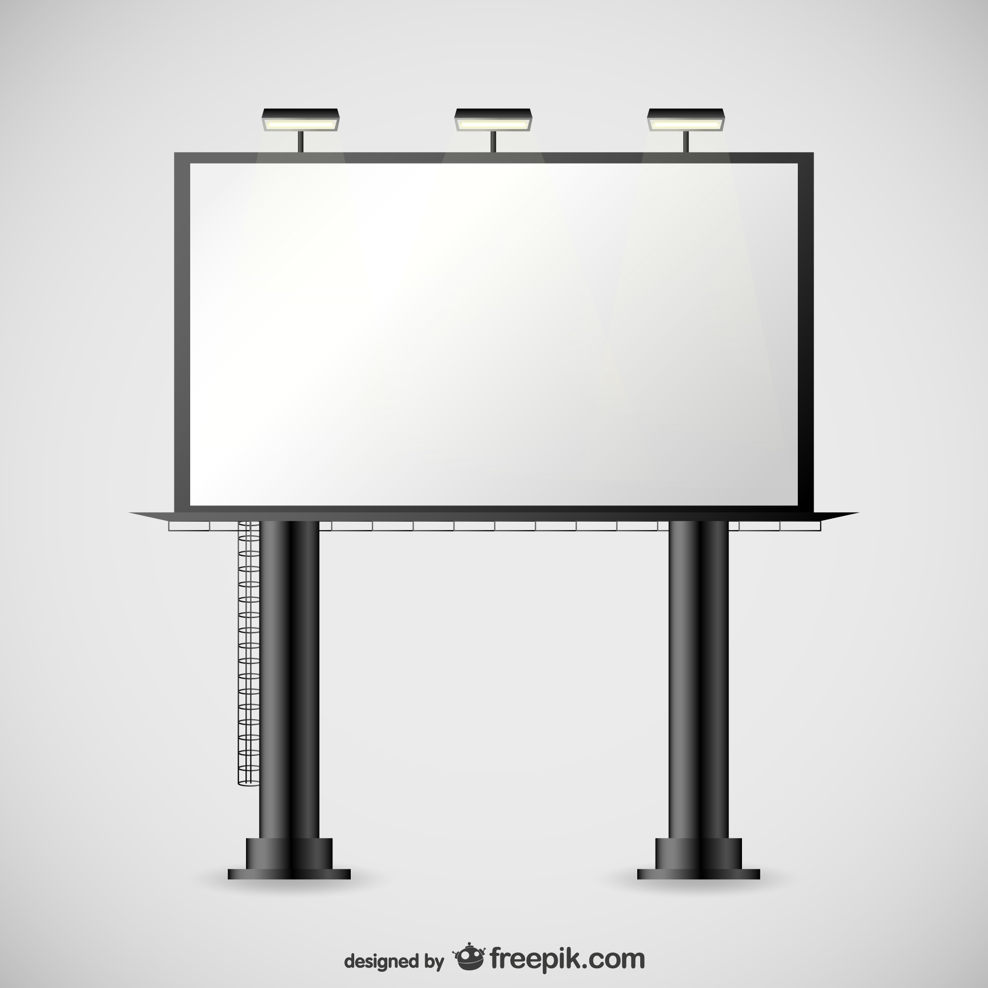 Large billboard vector