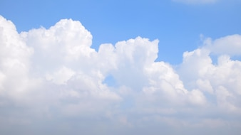 Large clouds