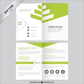 Leaflet template