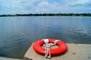 Life Ring, boat