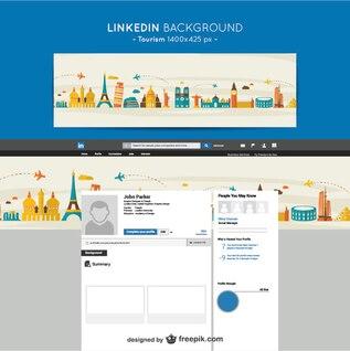 Linkedin tourism background