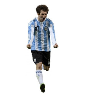 Lionel Messi , Argentina National team