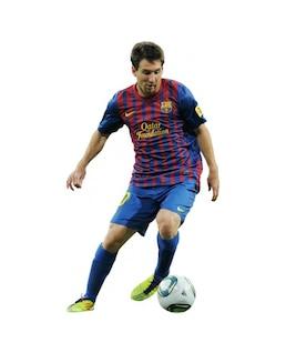 Lionel Messi , Barcelona La liga